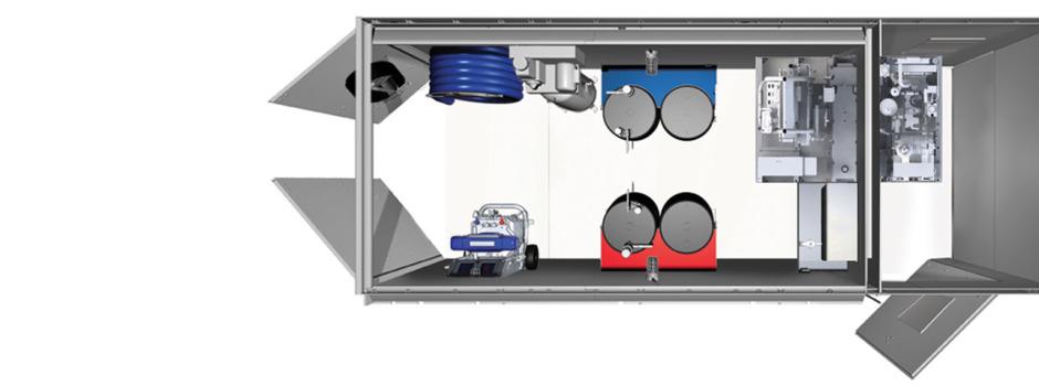 Sprayfoam Trailer Rig Configurator